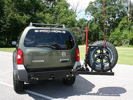 05-16 Xterra Rear Multi-Carrier Gen2 - By Shrockworks