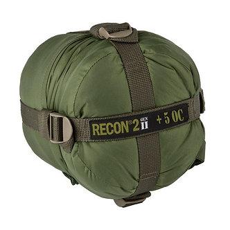 RECON 2 Gen II Lightweight Military Sleeping Bag +5c