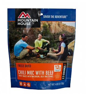 Chili Mac with Beef - By Mountain House