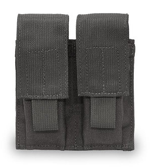 Double Pistol Mag Pouch - By ESS