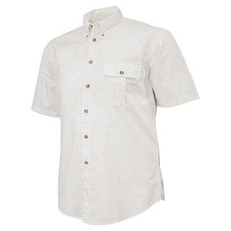TM Shooting SS Shirt - White