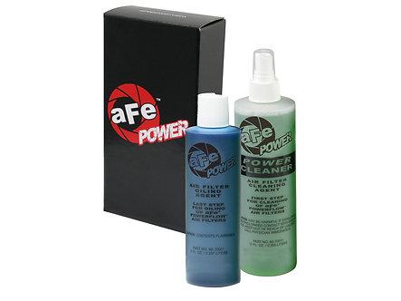 Air Filter Restore Kit: 8 oz Blue Oil & 12 oz Power Cleaner