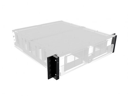 Front Face Plate Set for Pick-Up Drawers / Large - by Front Runner