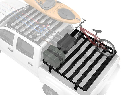 Nissan Frontier Pick-Up Truck (1997-Current) Slimline II Load Bed Rack Kit