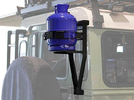Land Rover Defender 90/110 Single Gas Bottle Bracket - by Front Runner