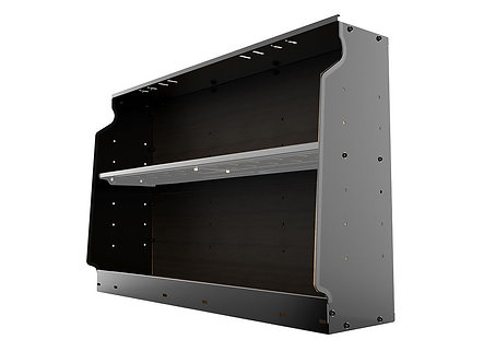 Land Rover Defender TDI/TD5 (1983-2006) Gullwing Box - by Front Runner