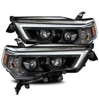 Toyota 4Runner 14-21  - LUXX-Series LED Projector Headlights Alpha-Black