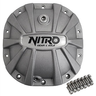"Ford 8.8"", Nitro Xtreme Aluminum Differential Cover - By Nitro"