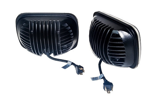Rectangle Hi & Low Beam Headlight Replacement - By GG Lighting