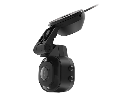 NEXC1 Smart Dash Cam w/Suction Cup Mounting Camera