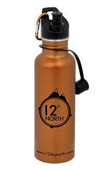 12° North Water Bottle
