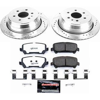 GM Colorado/Canyon 15-19 Performance Brake Upgrade Kit - Rear