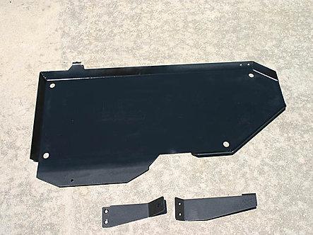 05-14 Xterra & Frontier Fuel Tank Skid Plate '2Gen'