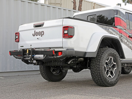 Vulcan Series Stainless Hi-Tuck Exhaust System - Jeep Gladiator (21-22)