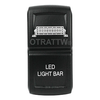 CONTURA XIV, DBL ROW LED LIGHT BAR, LOWER INDEPENDENT
