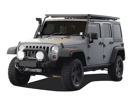 Jeep Wrangler JKU 4 Door (07-17) Slimline II Extreme Rack Kit -By Front Runner