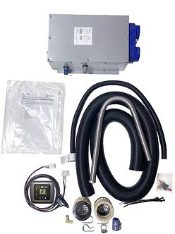 6500 BTU External Gas Air Heater - by Propex