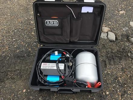 Maximun Output Portable 12 Volt Air Compressor - By ARB