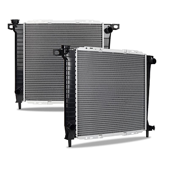 Ford Ranger V6 Replacement Radiator, 85-94 - By Mishimoto