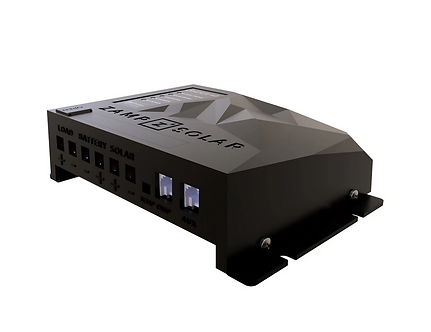 CINDER 40 Amp 4-Stage PWM Charge Controller (Bluetooth)