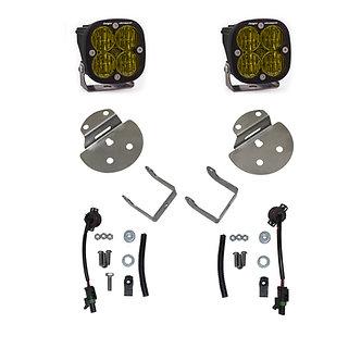 GM, Chevy/GMC HD, Canyon/Colorado (15-19) SAE Fog Pocket Kits