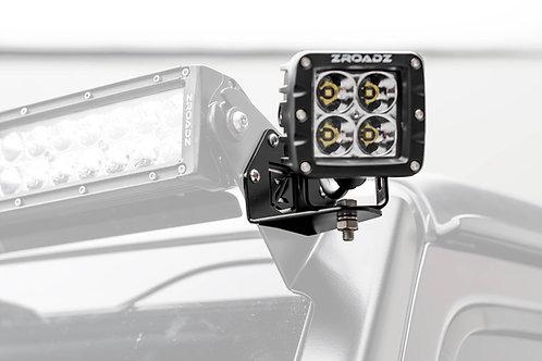 18-20 Jeep JL/JLU, Gladiator Front Roof Side LED Lighting Kit - 2