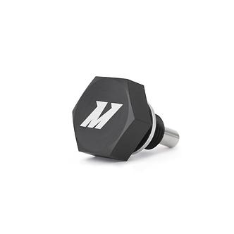 Magnetic Oil Drain Plug M12 x 1.25, Black
