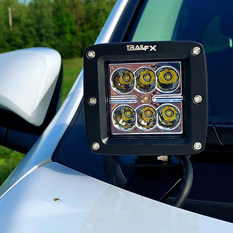 Toyota RAV4 16-18 - Hood Light Brackets