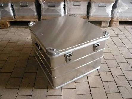Alu-Box 115 Liter Aluminum Storage Case ABS115