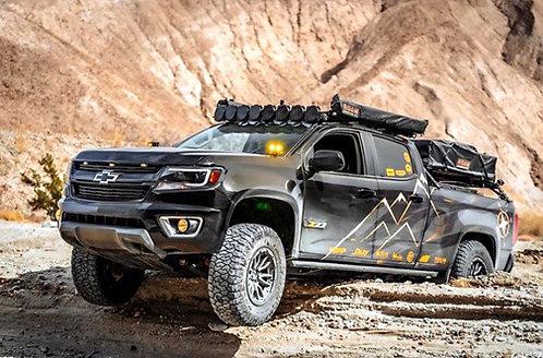 Chevy Colorado & GMC Canyon (04-20) - Rock Sliders/Rockrails