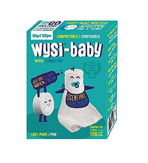 Wysi®-Baby Starter Kit  - 100 pieces