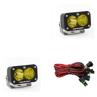 S2 Sport Pair Driving/Combo Amber LED