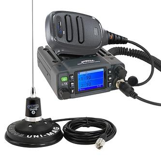 Radio Kit - GMR25 Waterproof GMRS Band Mobile Radio with Antenna
