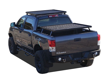 Toyota Tundra DC 4Dr Pick-Up Truck (2007-Current) Slimline II Load Bed Rack Kit