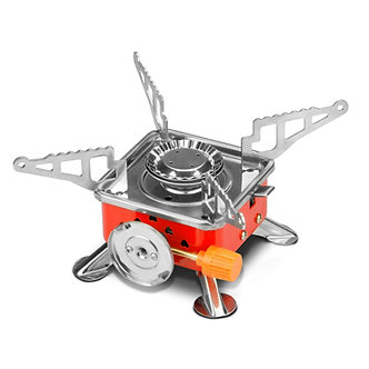 Etekcity E-gear Portable Collapsible Backpacking Gas Camping Stove Burner