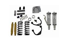Nissan Pathfinder (05-12) - MK84 Extended Travel Kit