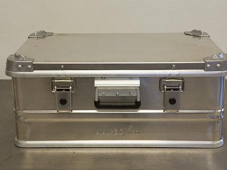Alu-Box 42 Liter Aluminum Storage Case ABA42