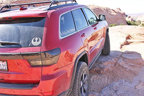 Jeep Grand Cherokee WK2 Rock Sliders (11-21)