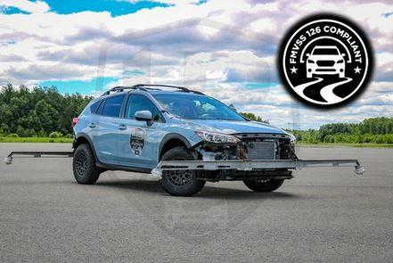 """Subaru Crosstrek 18-21 - 2"""" Lift Kit"""