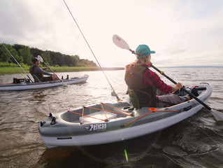 Kayak Choices:  A Guide For Beginners