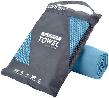 Microfiber Towels - Marine Blue