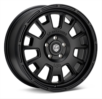 LP Aventure wheels - LP7 - 17x8  5x114.3