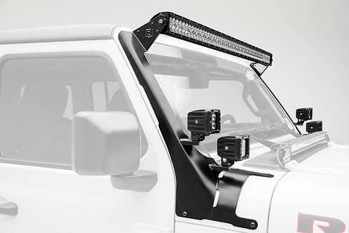 "18-20 Jeep JL/JLU, Gladiator ""Ultimate"" Forward Facing LED Lighting - Kit4"