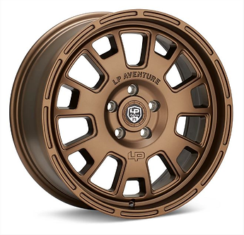 LP Aventure wheels - LP7 - 17x8  5x100