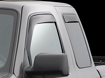 Side Window Deflectors - Ranger (93-11)