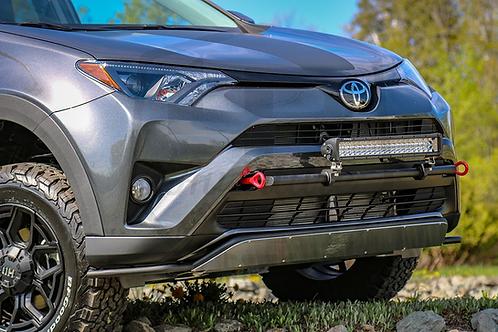 Toyota Rav4 Lower Front Light Bar (2016-2018)