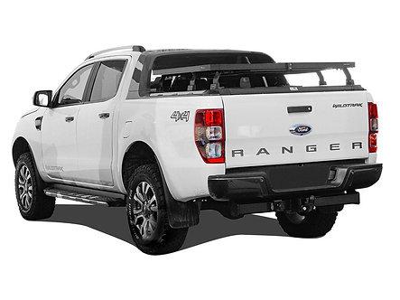 Ford Ranger Wildtrak (2014-Current) Roll Top Slimline II Load Bed Rack Kit