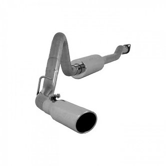 """MBRP Single 2.5"""" XP Series Cat-Back SS Exhaust - Ford Ranger 3.0/4.0L 1998-2011"""