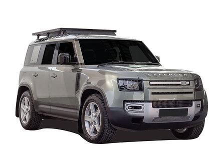 Land Rover New Defender 110 w/OEM Tracks Slimline II Roof Rack Kit
