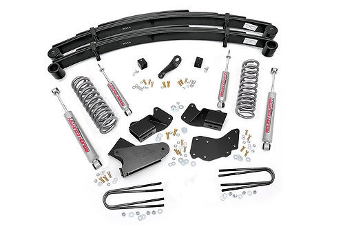 4in Ford Suspension Lift System (4WD)